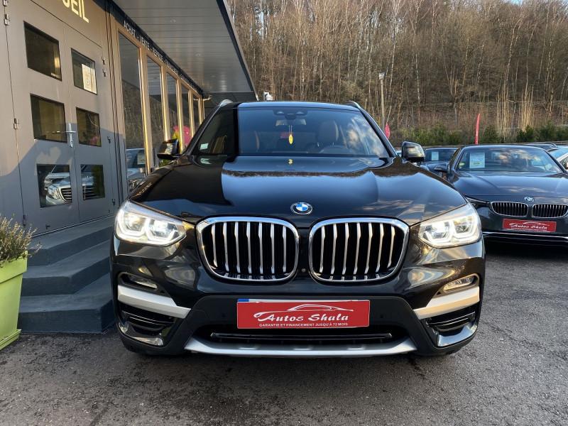Photo 7 de l'offre de BMW X3 (G01) XDRIVE20DA 190CH XLINE EURO6C à 44970€ chez Autos Shala