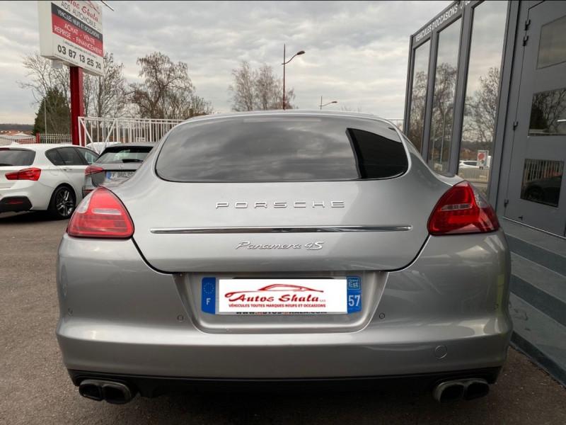 Photo 33 de l'offre de PORSCHE PANAMERA (970) 4S PDK à 59970€ chez Autos Shala