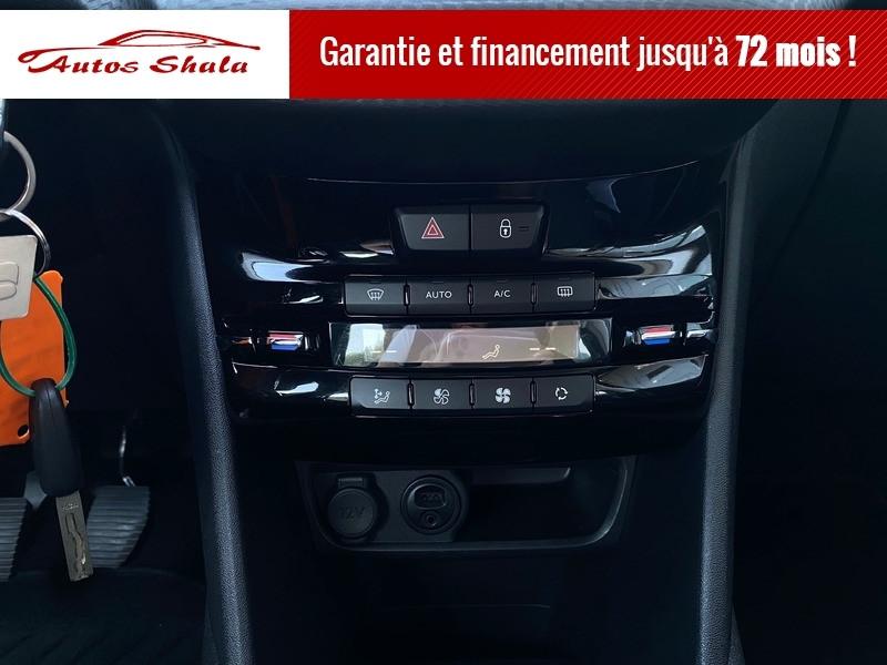 Photo 17 de l'offre de PEUGEOT 208 1.6 BLUEHDI 100CH ALLURE 5P à 11970€ chez Autos Shala