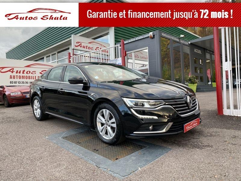 Renault TALISMAN 1.6 DCI 130CH ENERGY BUSINESS EDC Diesel NOIR Occasion à vendre