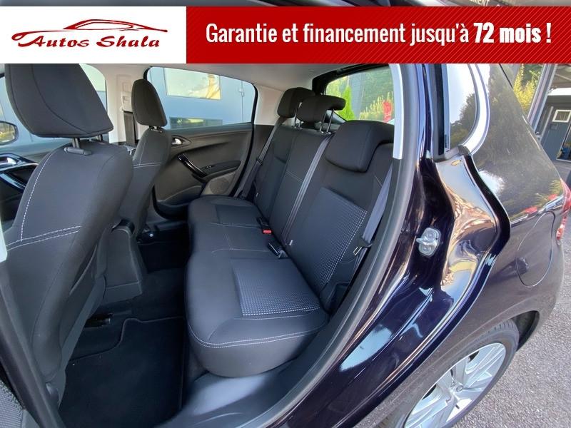 Photo 8 de l'offre de PEUGEOT 208 1.6 BLUEHDI 100CH ALLURE 5P à 11970€ chez Autos Shala