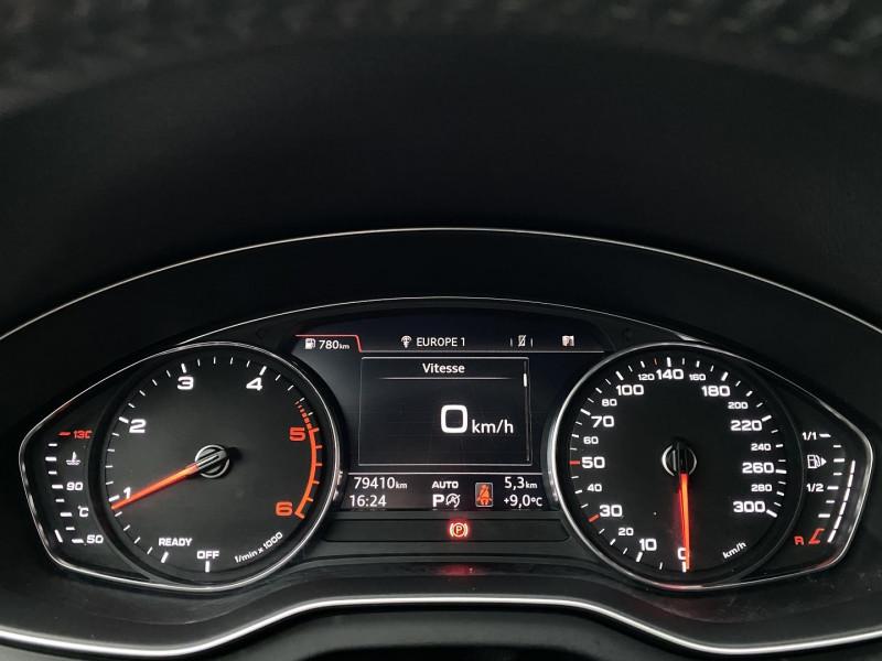 Photo 14 de l'offre de AUDI Q5 2.0 TDI 190CH BUSINESS EXECUTIVE QUATTRO S TRONIC 7 à 33970€ chez Autos Shala