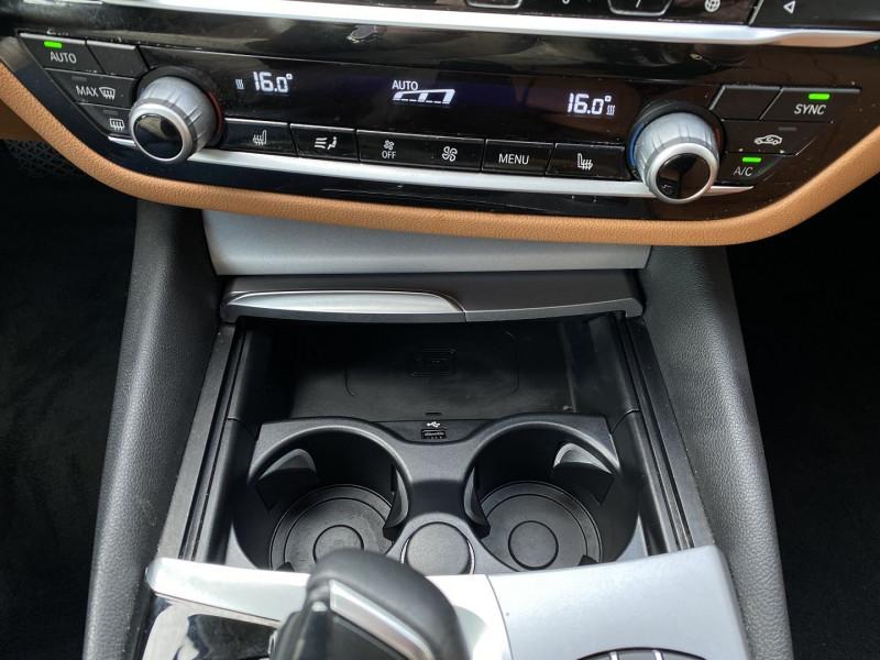 Photo 20 de l'offre de BMW SERIE 5 TOURING (G31) 530DA 265CH BUSINESS à 32990€ chez Autos Shala