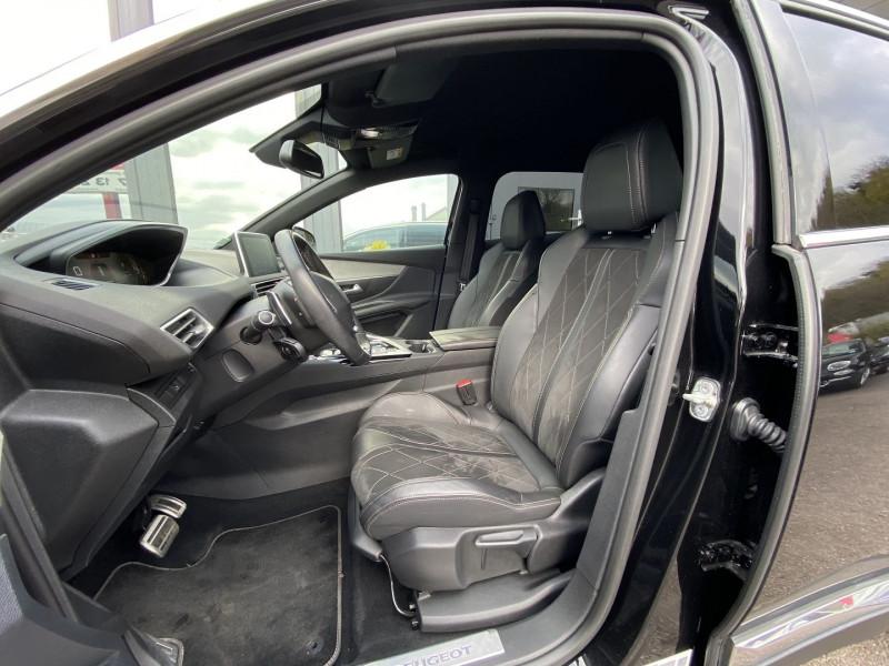 Photo 9 de l'offre de PEUGEOT 3008 2.0 BLUEHDI 180CH S&S GT EAT8 à 24970€ chez Autos Shala
