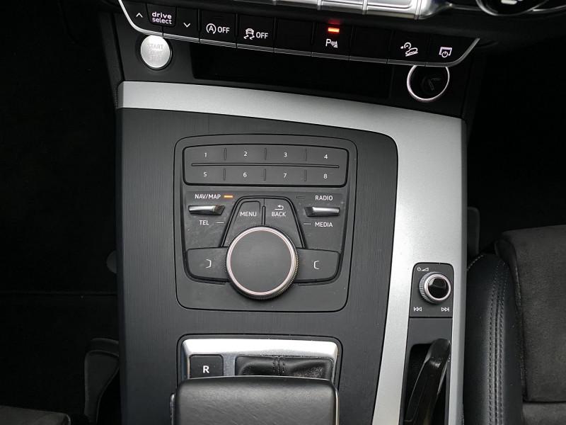 Photo 18 de l'offre de AUDI Q5 2.0 TDI 190CH BUSINESS EXECUTIVE QUATTRO S TRONIC 7 à 33970€ chez Autos Shala