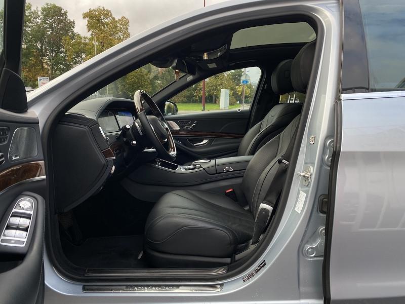 Photo 3 de l'offre de MERCEDES-BENZ S 350 D EXECUTIVE L 4MATIC 7G-TRONIC PLUS à 39970€ chez Autos Shala