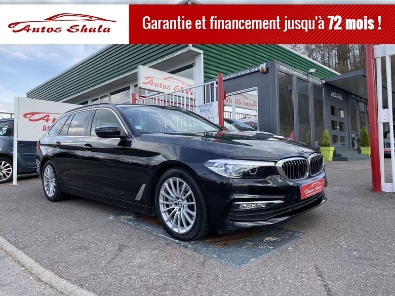 Photo 1 de l'offre de BMW SERIE 5 TOURING (G31) 530DA 265CH BUSINESS à 32990€ chez Autos Shala