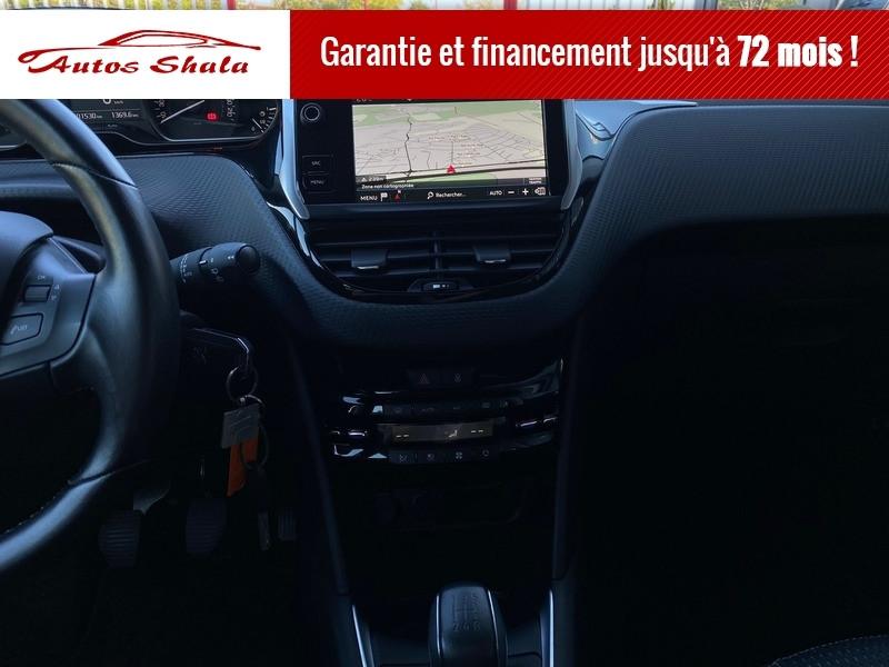 Photo 16 de l'offre de PEUGEOT 208 1.6 BLUEHDI 100CH ALLURE 5P à 11970€ chez Autos Shala