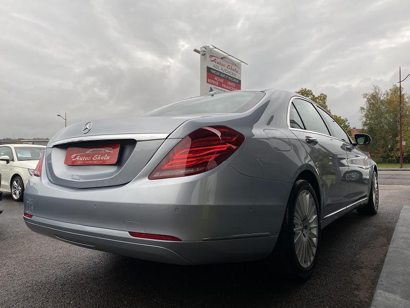 Photo 43 de l'offre de MERCEDES-BENZ S 350 D EXECUTIVE L 4MATIC 7G-TRONIC PLUS à 39970€ chez Autos Shala