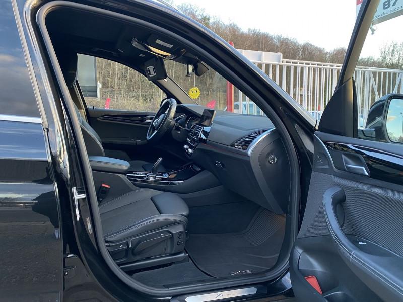 Photo 4 de l'offre de BMW X3 (G01) XDRIVE20DA 190CH XLINE EURO6C à 44970€ chez Autos Shala