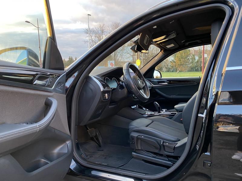 Photo 5 de l'offre de BMW X3 (G01) XDRIVE20DA 190CH XLINE EURO6C à 44970€ chez Autos Shala