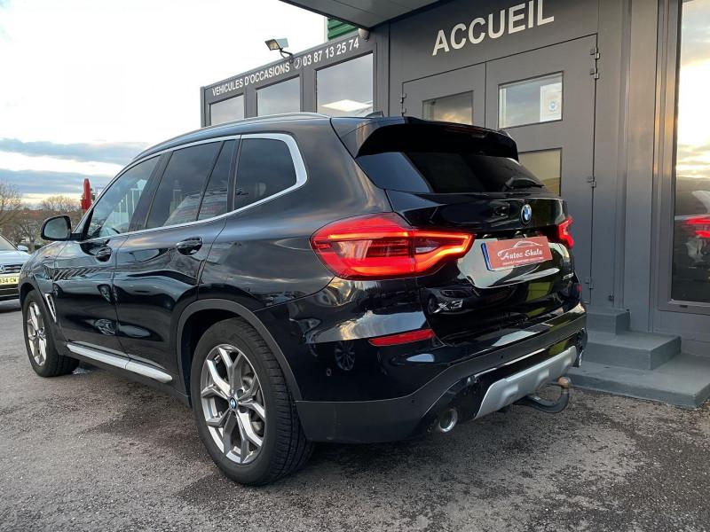 Photo 24 de l'offre de BMW X3 (G01) XDRIVE20DA 190CH XLINE EURO6C à 44970€ chez Autos Shala