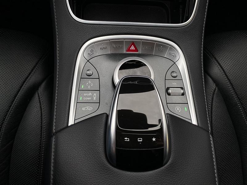Photo 27 de l'offre de MERCEDES-BENZ S 350 D EXECUTIVE L 4MATIC 7G-TRONIC PLUS à 39970€ chez Autos Shala
