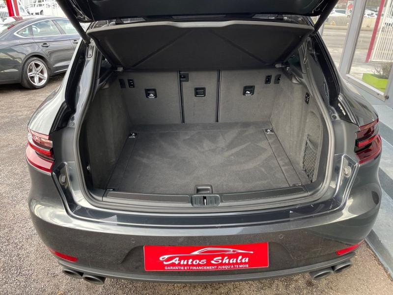 Photo 14 de l'offre de PORSCHE MACAN 3.6 V6 440CH TURBO PACK PERFORMANCE PDK à 62970€ chez Autos Shala