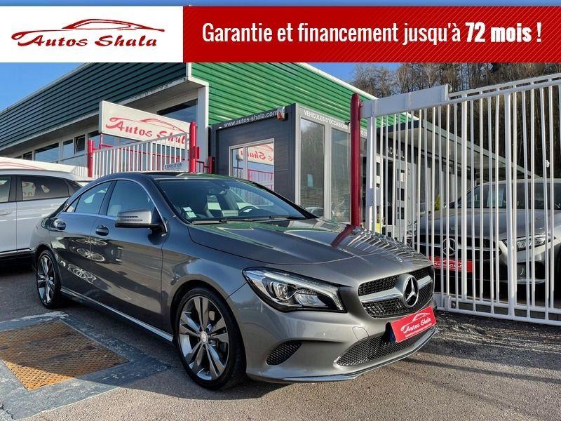 Mercedes-Benz CLA (C117) 220 D SENSATION 7G-DCT Diesel GRIS Occasion à vendre