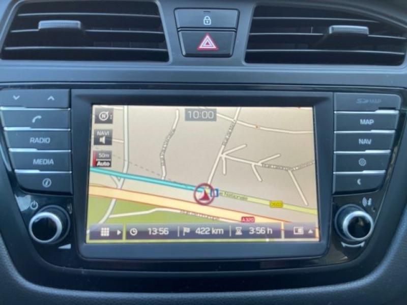 Photo 20 de l'offre de HYUNDAI I20 1.4 CRDI 90 INTUITIVE PLUS à 10970€ chez Autos Shala