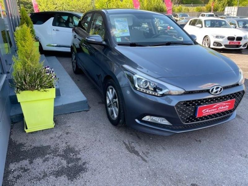 Photo 10 de l'offre de HYUNDAI I20 1.4 CRDI 90 INTUITIVE PLUS à 10970€ chez Autos Shala