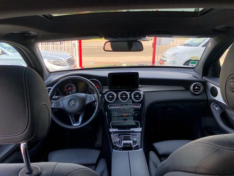 Photo 18 de l'offre de MERCEDES-BENZ GLC 220 D 170CH FASCINATION 4MATIC 9G-TRONIC à 37980€ chez Autos Shala