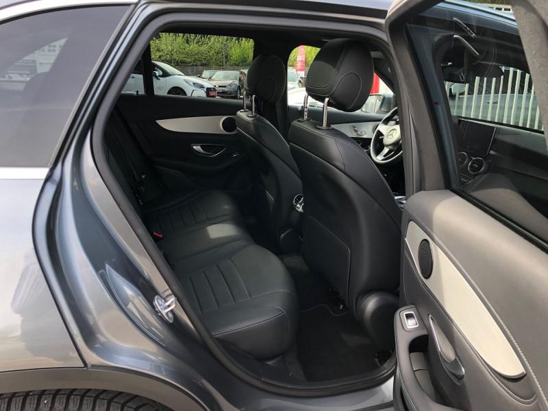 Photo 9 de l'offre de MERCEDES-BENZ GLC 220 D 170CH FASCINATION 4MATIC 9G-TRONIC à 37980€ chez Autos Shala