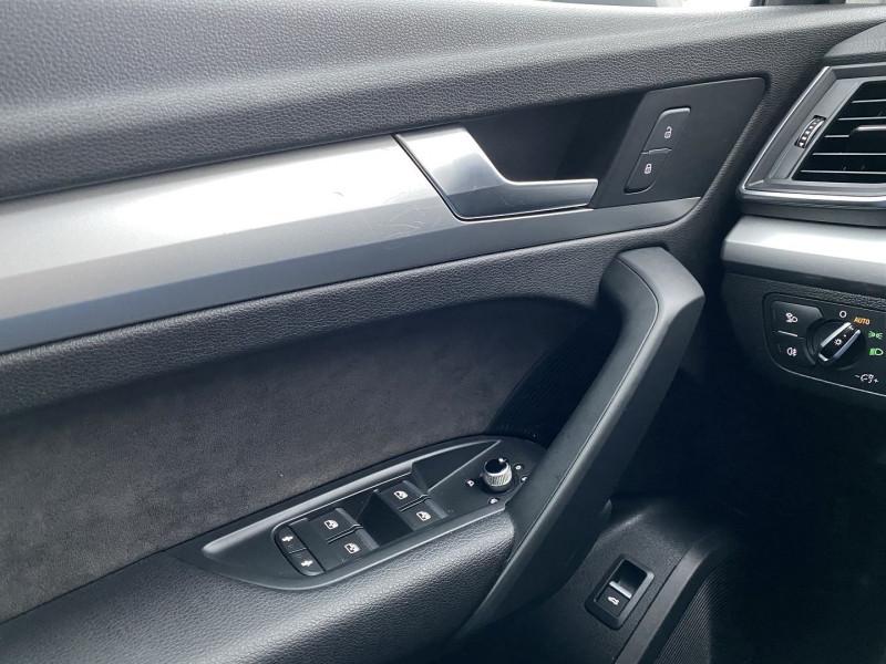Photo 22 de l'offre de AUDI Q5 2.0 TDI 190CH BUSINESS EXECUTIVE QUATTRO S TRONIC 7 à 33970€ chez Autos Shala