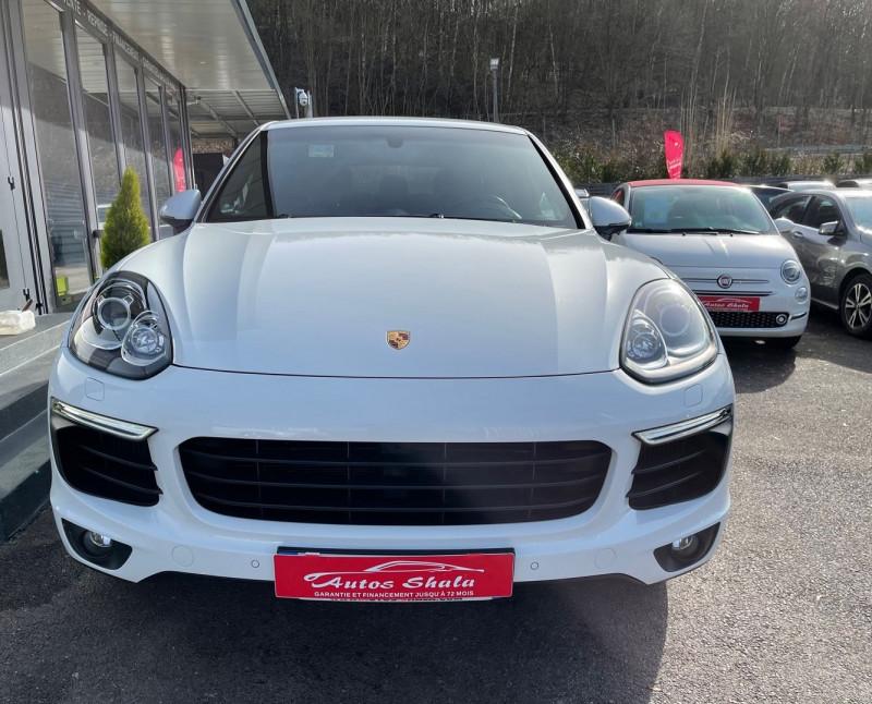 Photo 7 de l'offre de PORSCHE CAYENNE (958) 3.0 262CH DIESEL PLATINUM EDITION à 49970€ chez Autos Shala