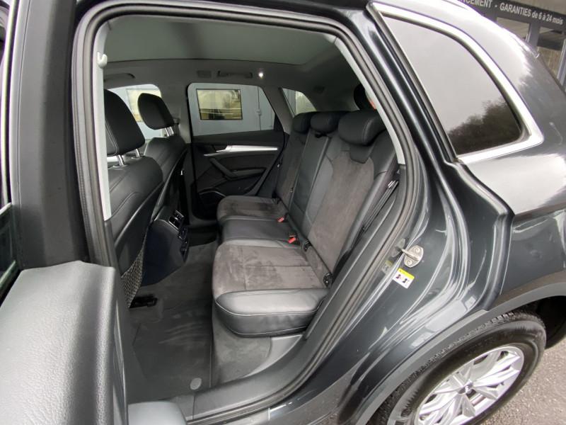 Photo 10 de l'offre de AUDI Q5 2.0 TDI 190CH BUSINESS EXECUTIVE QUATTRO S TRONIC 7 à 33970€ chez Autos Shala