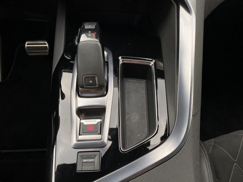 Photo 17 de l'offre de PEUGEOT 3008 2.0 BLUEHDI 180CH S&S GT EAT8 à 24970€ chez Autos Shala
