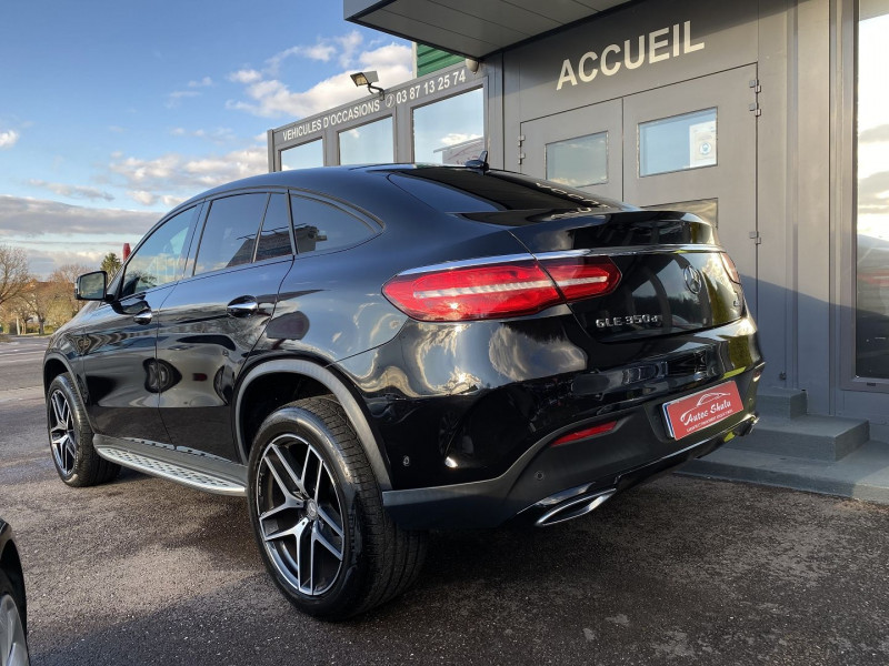 Photo 8 de l'offre de MERCEDES-BENZ GLE COUPE (C292) 350 D 258CH FASCINATION 4MATIC 9G-TRONIC à 47980€ chez Autos Shala