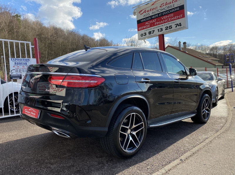 Photo 2 de l'offre de MERCEDES-BENZ GLE COUPE (C292) 350 D 258CH FASCINATION 4MATIC 9G-TRONIC à 47980€ chez Autos Shala