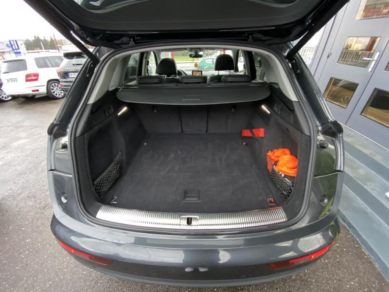 Photo 29 de l'offre de AUDI Q5 2.0 TDI 190CH BUSINESS EXECUTIVE QUATTRO S TRONIC 7 à 33970€ chez Autos Shala