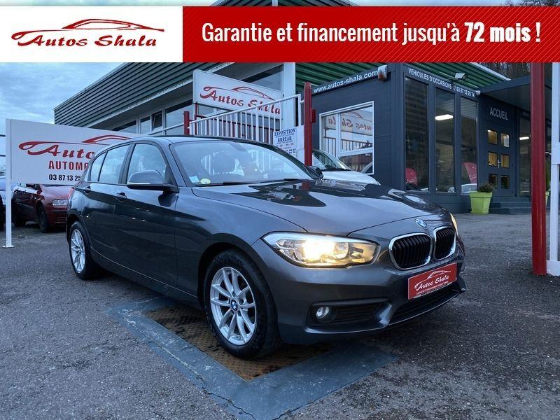 Bmw SERIE 1 (F21/F20) 116DA 116CH BUSINESS 5P Diesel GRIS F Occasion à vendre