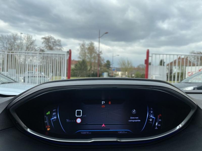 Photo 14 de l'offre de PEUGEOT 3008 2.0 BLUEHDI 180CH S&S GT EAT8 à 24970€ chez Autos Shala