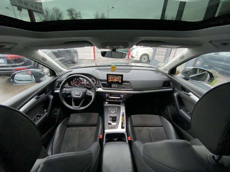 Photo 3 de l'offre de AUDI Q5 2.0 TDI 190CH BUSINESS EXECUTIVE QUATTRO S TRONIC 7 à 33970€ chez Autos Shala