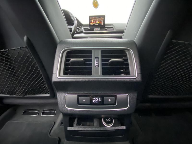 Photo 28 de l'offre de AUDI Q5 2.0 TDI 190CH BUSINESS EXECUTIVE QUATTRO S TRONIC 7 à 33970€ chez Autos Shala