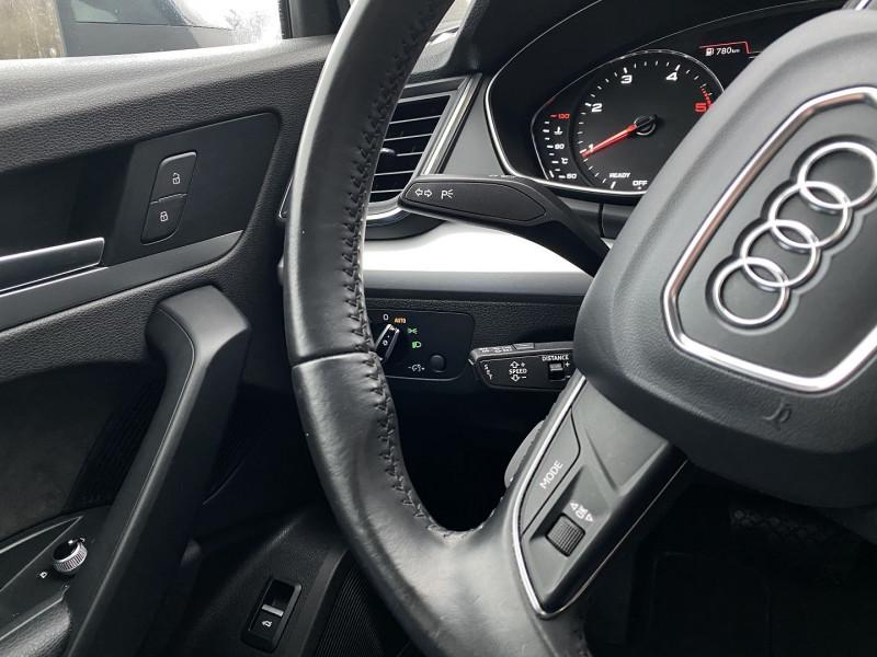 Photo 12 de l'offre de AUDI Q5 2.0 TDI 190CH BUSINESS EXECUTIVE QUATTRO S TRONIC 7 à 33970€ chez Autos Shala
