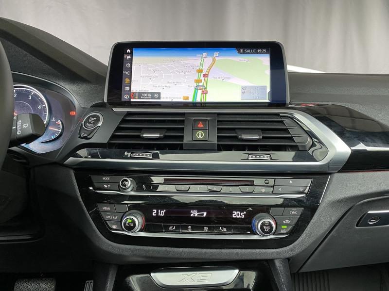 Photo 18 de l'offre de BMW X3 (G01) XDRIVE20DA 190CH XLINE EURO6C à 43970€ chez Autos Shala