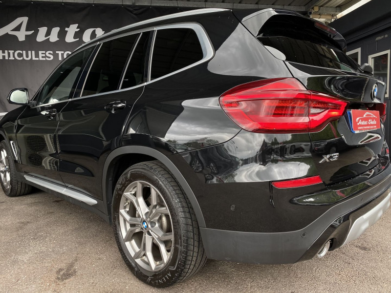 Photo 6 de l'offre de BMW X3 (G01) XDRIVE20DA 190CH XLINE EURO6C à 43970€ chez Autos Shala