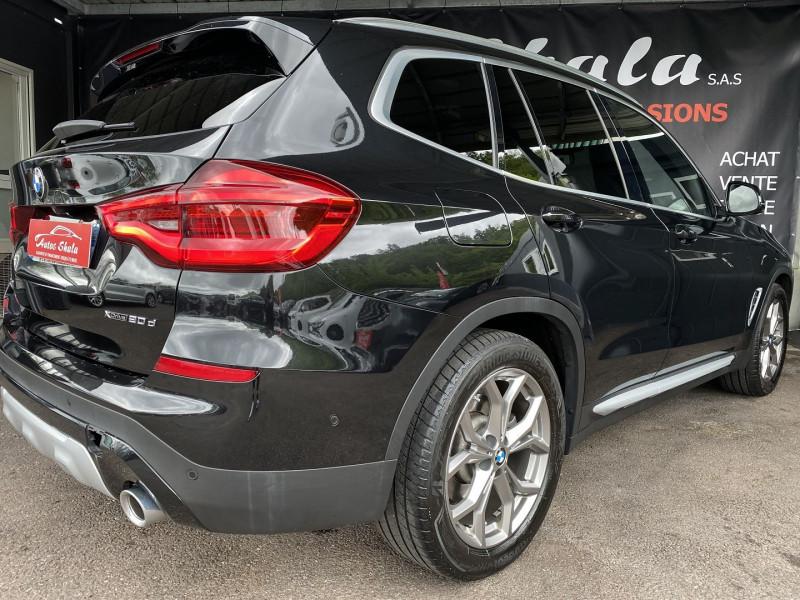 Photo 4 de l'offre de BMW X3 (G01) XDRIVE20DA 190CH XLINE EURO6C à 43970€ chez Autos Shala