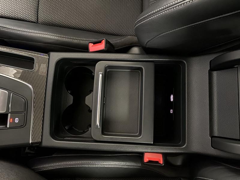Photo 24 de l'offre de AUDI Q5 40 TDI 204CH S LINE QUATTRO S TRONIC 7 EURO6D-T à 54970€ chez Autos Shala