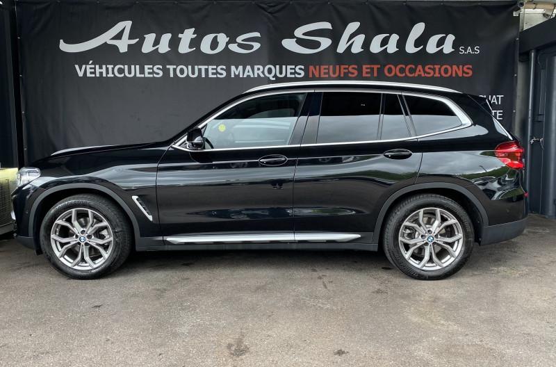 Photo 7 de l'offre de BMW X3 (G01) XDRIVE20DA 190CH XLINE EURO6C à 43970€ chez Autos Shala
