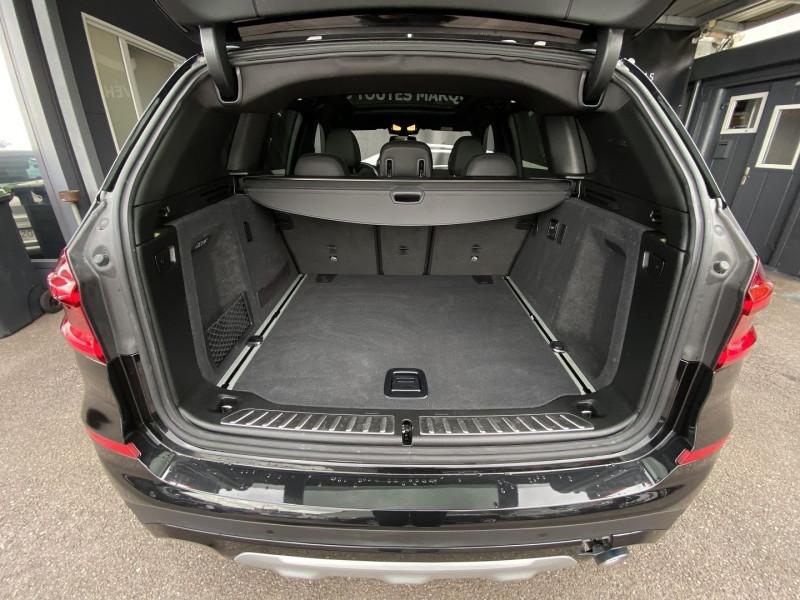 Photo 27 de l'offre de BMW X3 (G01) XDRIVE20DA 190CH XLINE EURO6C à 43970€ chez Autos Shala