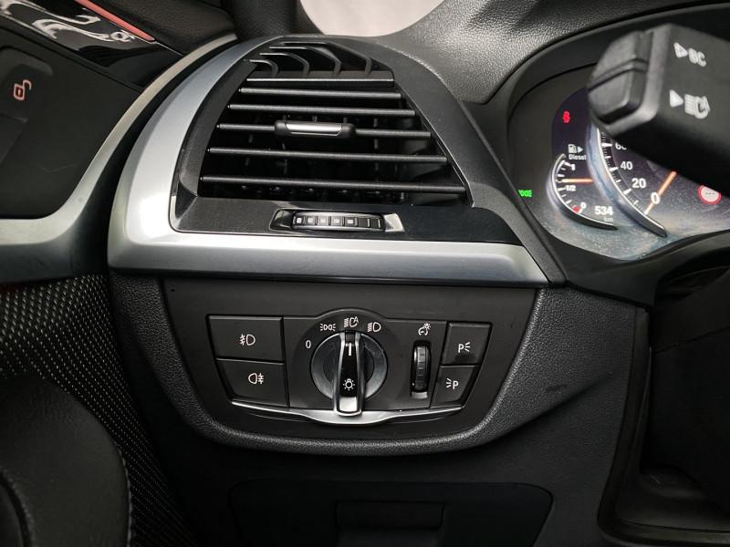 Photo 17 de l'offre de BMW X3 (G01) XDRIVE20DA 190CH XLINE EURO6C à 43970€ chez Autos Shala