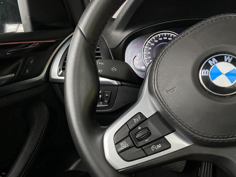 Photo 14 de l'offre de BMW X3 (G01) XDRIVE20DA 190CH XLINE EURO6C à 43970€ chez Autos Shala