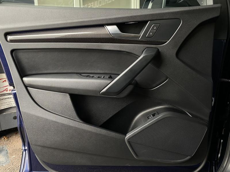 Photo 25 de l'offre de AUDI Q5 40 TDI 204CH S LINE QUATTRO S TRONIC 7 EURO6D-T à 54970€ chez Autos Shala