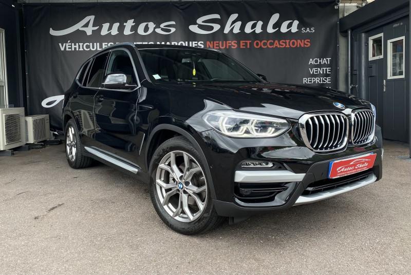 Photo 2 de l'offre de BMW X3 (G01) XDRIVE20DA 190CH XLINE EURO6C à 43970€ chez Autos Shala