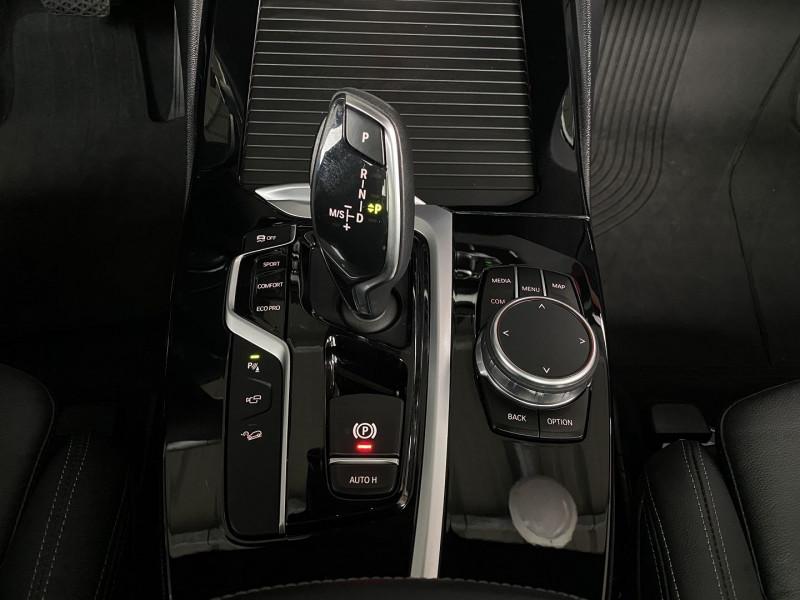 Photo 21 de l'offre de BMW X3 (G01) XDRIVE20DA 190CH XLINE EURO6C à 43970€ chez Autos Shala