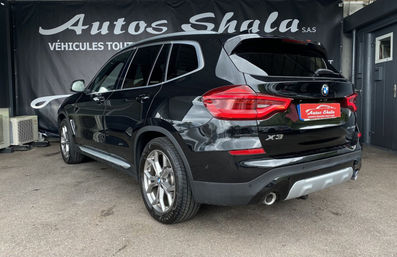 Photo 5 de l'offre de BMW X3 (G01) XDRIVE20DA 190CH XLINE EURO6C à 43970€ chez Autos Shala