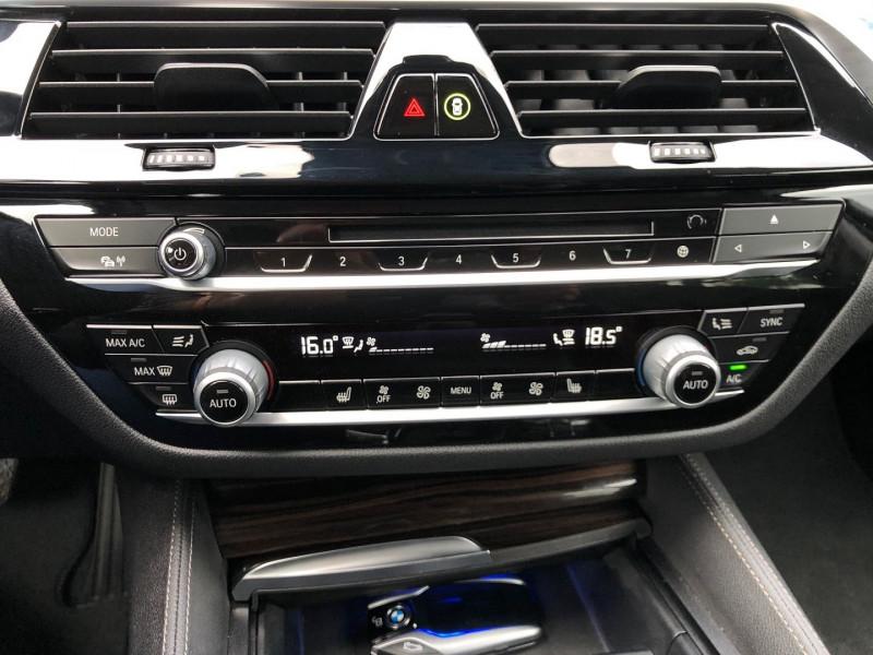 Photo 37 de l'offre de BMW SERIE 5 TOURING (G31) 520DA 190CH LUXURY EURO6D-T à 37980€ chez Autos Shala