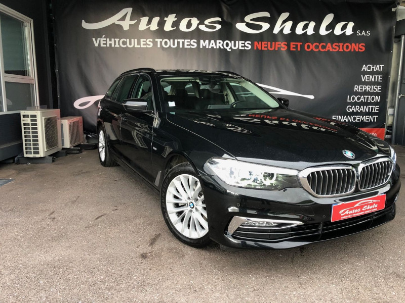 Photo 2 de l'offre de BMW SERIE 5 TOURING (G31) 520DA 190CH LUXURY EURO6D-T à 37980€ chez Autos Shala