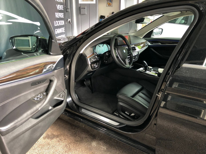 Photo 28 de l'offre de BMW SERIE 5 TOURING (G31) 520DA 190CH LUXURY EURO6D-T à 37980€ chez Autos Shala